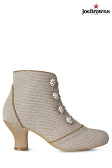 Joe Browns Natural Delightful And Dainty Boots