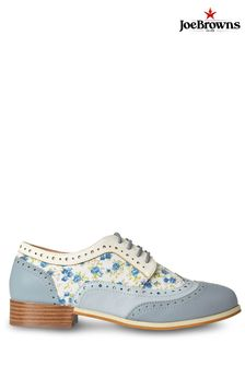 Joe Browns Blue Sweet Escape Brogues