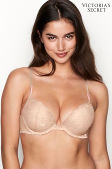 Victoria's Secret Sexy Tee Lace & Sheer Mesh Push-up Bra