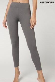 Calzedonia Grey Active Leggings