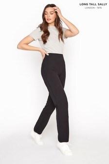 Long Tall Sally Black Slim Leg Yoga Pants