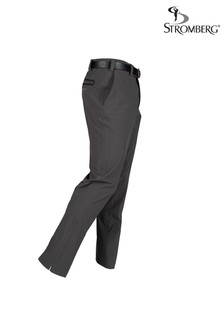 Stromberg Grey Weather Tech Trousers