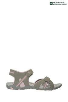 Mountain Warehouse Pink Oia Womens Summer Walking Sandals