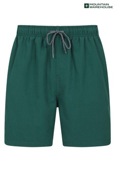 Mountain Warehouse Green Aruba Mens Swimshort