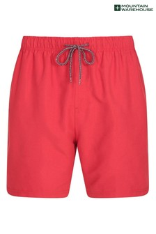 Mountain Warehouse Red Aruba Mens Swimshort
