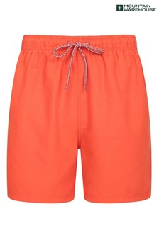 Mountain Warehouse Orange Aruba Mens Swimshort