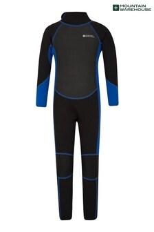 Mountain Warehouse Grey Kids Full Length 2.5mm Neoprene Wetsuit
