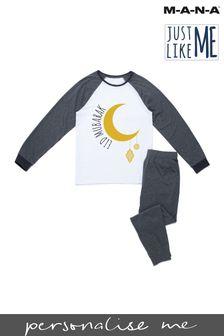 Womens  Eid Mubarak Pyjamas by MANA