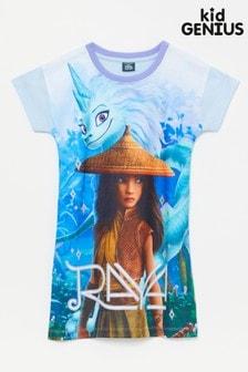 Kid Genius Blue Raya Nightshirt