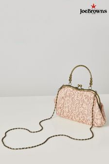 Joe Browns Pink It Must Be Spring Occasion Bag