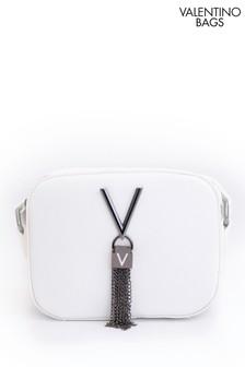 Valentino Bags White Divina Cross Body