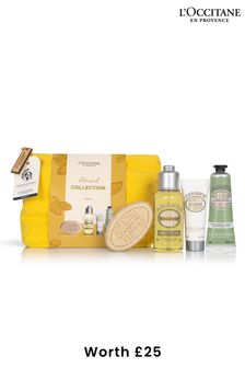 L Occitane Almond Discovery Collection