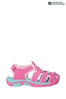 Mountain Warehouse Pink Bay Kids Sandal