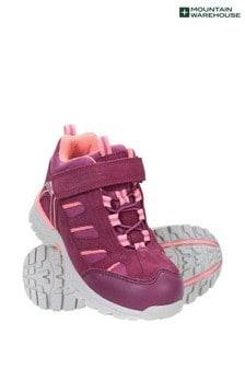 Mountain Warehouse Berry Drift Junior Waterproof Walking Boots