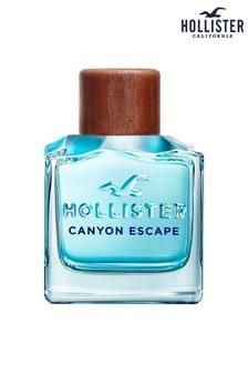 Hollister Canyon Escape for Him Eau De Toilette 100ml