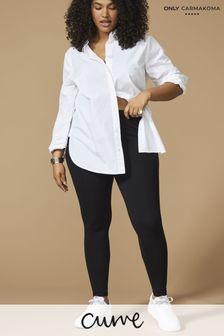 Only Carmakoma Black Curve Regular Legging