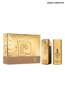 Paco Rabanne One Million Eau De Toilette 100ml and Deodorant 150ml