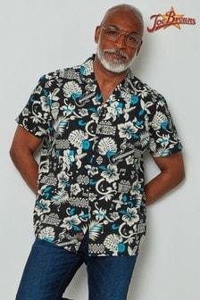 Joe Browns Black Tikki Shirt