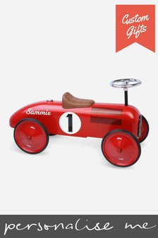 Personalised Ride On Car by Custom Gifts