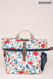Brakeburn Cream Botanical Lunch Bag