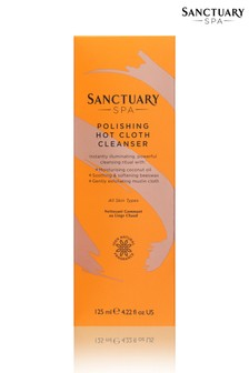 Sanctuary Spa Polishing Hot Cloth Cleanser, 125 ml
