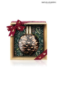 Baylis & Harding The Fuzzy Duck Winter Wonderland Bauble, Containing: 250ml Shower and Bath Bubbles