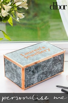 Personalised Jewellery Box by Dibor