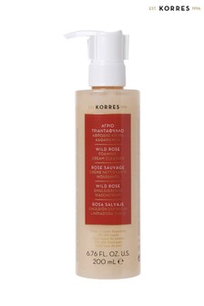 Korres Apothecary Wild Rose Foaming Cream Cleanser 200ml