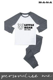 Personalised Little Bear Pyjamas by MANA