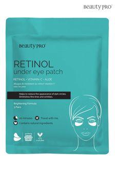 BeautyPro Retinol Under Eye Patches 3 Pack