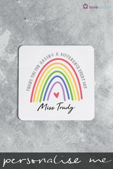 Personalised Coasters by Loveabode