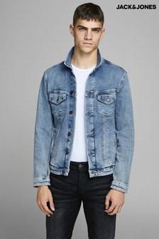 Jack & Jones Blue Denim Jacket