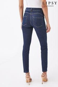 Lipsy Blue Sculpt, Shape and Slim Skinny Jean