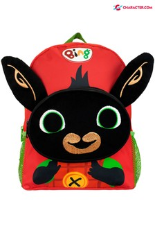 Character Red and Green Bing Rabbit Backpack
