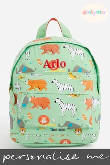 Personalised Backpack by Dollymix