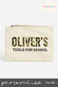 Personalised Pencil Case by Dollymix