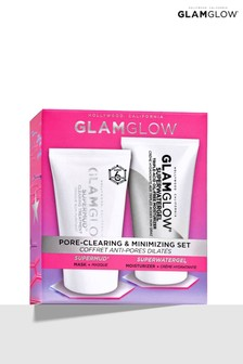 Glamglow Where My Pores At? Pore Clearing & Minimising Set (worth £27)