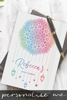 Personalised Eid Dream Catcher Notebook by Signature Gifts