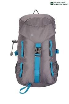 Mountain Warehouse Grey Darwin 12L Backpack
