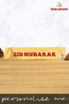 Personalised Eid Milk Chocolate Toblerone by Yoodoo