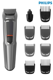 Philips Series 3000 9-in-1 Multi Grooming Kit for Beard and Hair with Nose Trimmer Attachment