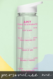 Personalised Water Bottle by Signature Gifts