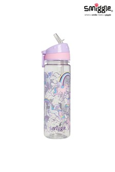 Smiggle Lilac Unicorn Beyond Drink Bottle