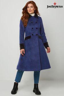 Joe Browns Blue Elegant Vintage Coat
