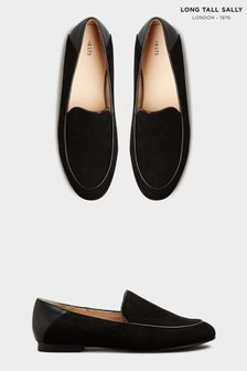 Long Tall Sally Black Clean Loafer