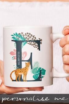 Personalised Initial Mug by Signature Gifts