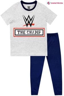 Character Grey WWE Pyjamas