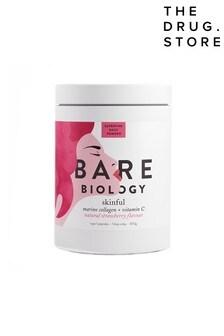 Bare Biology Skinful Marine Collagen Powder + Vtiamin C 300g