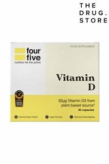 FourFive Nutrition Vitamin D3 30 Capules