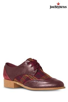Joe Browns Red Preppy And Perfect Shoes